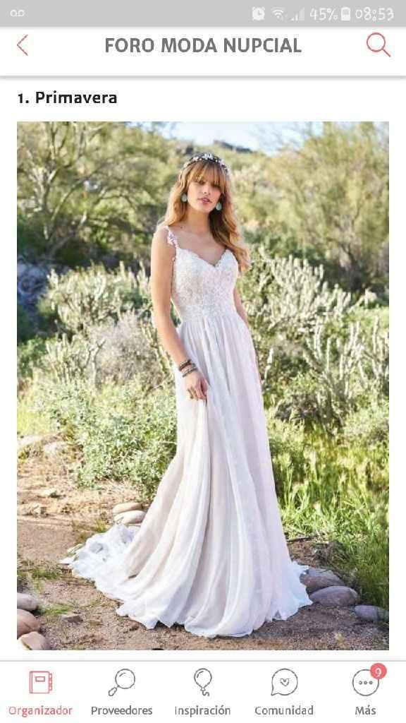 Mi nombre es Florencia y mi boda tendra una mezcla de elegante con campestre - 7