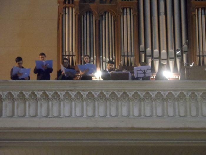Coro de la Iglesia San Jose de Calasanz (Caballito)