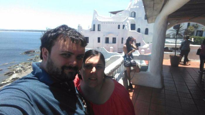 Selfi en Casa Pueblo