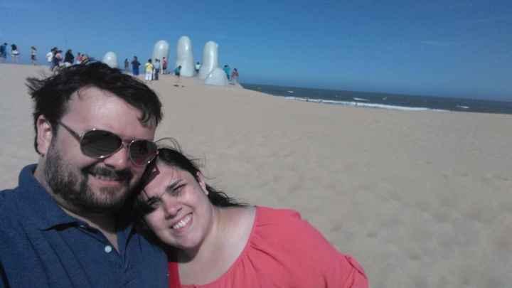 Intento de Selfi en Punta