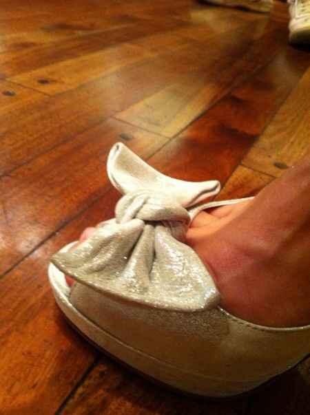 Mis zapatos para la gran noche!!  - 4