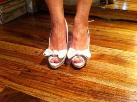 Mis zapatos para la gran noche!!  - 5