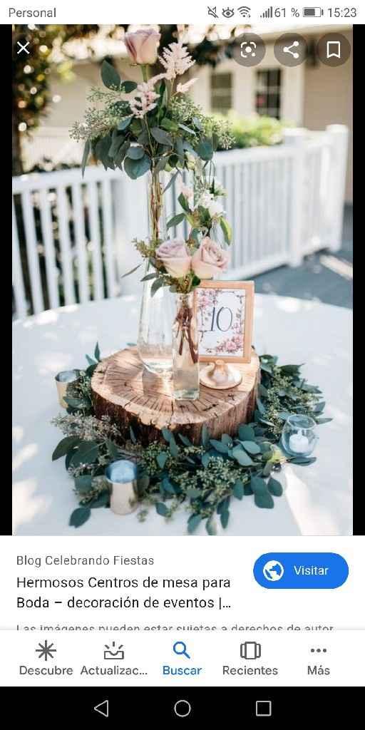 Mi casamiento en 3 imágenes. Rocío - 1