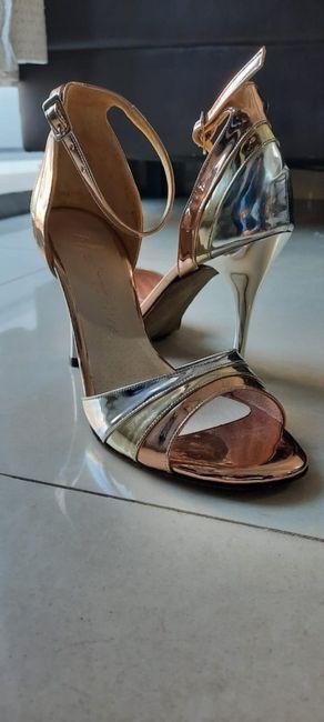 Los zapatos que quiero para mí son... 👠 - 1