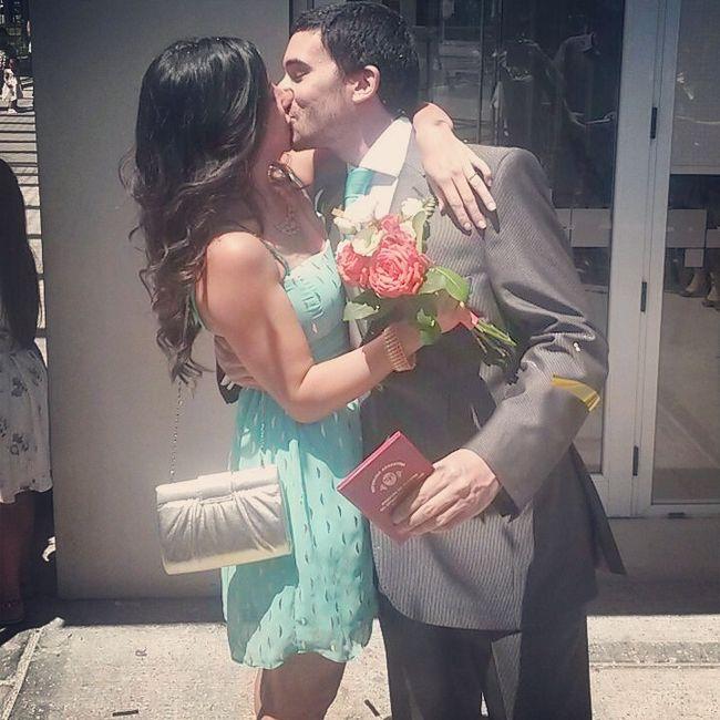 Nos casamos por civil!!! - 2