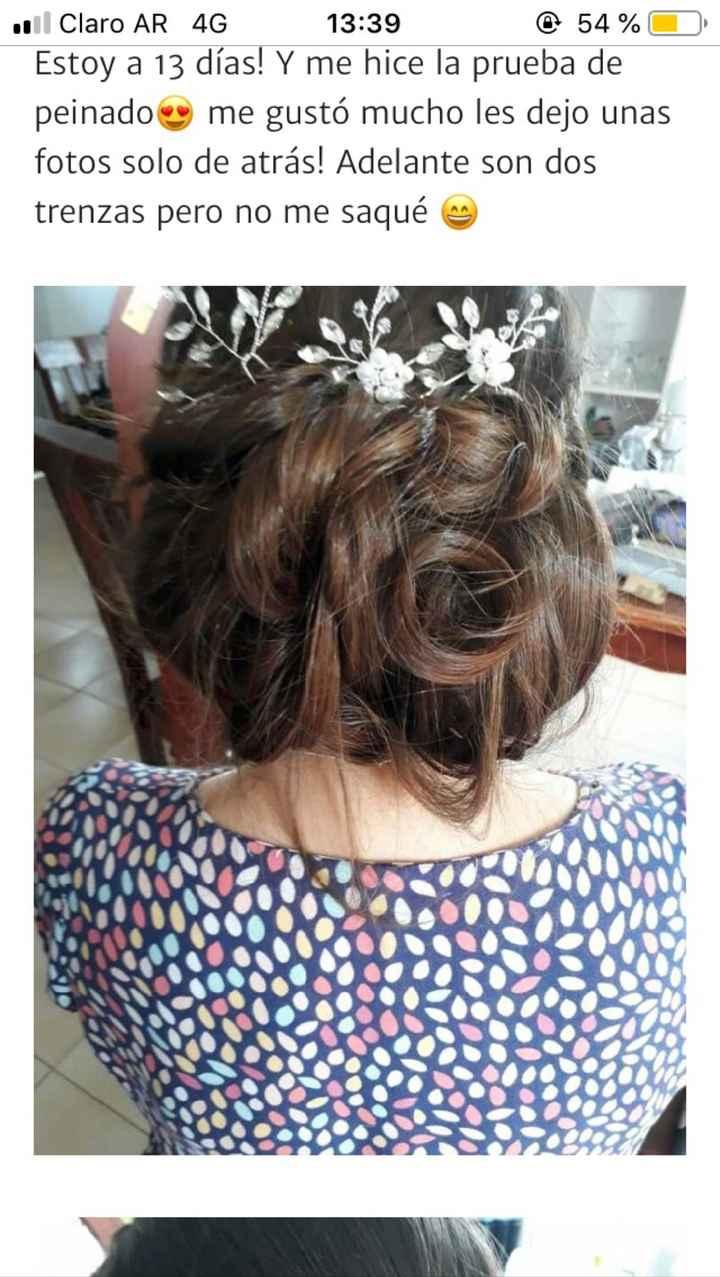 Duda con el peinado 😮 - 1