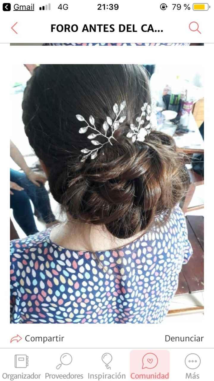 Duda con el peinado 😮 - 2
