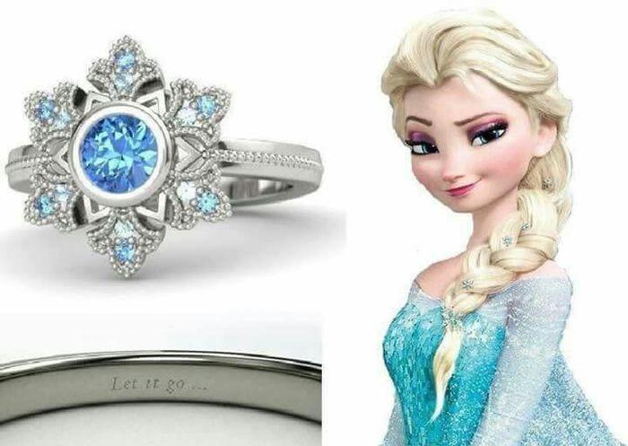 ¡Anillos inspirados en princesas Disney! 😍💍 3