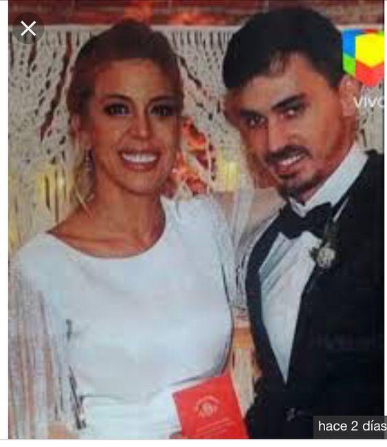 Se casó Virginia Gallardo 2