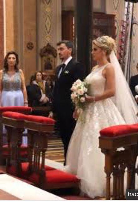 Se casó Virginia Gallardo 3