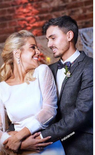 Se casó Virginia Gallardo 5