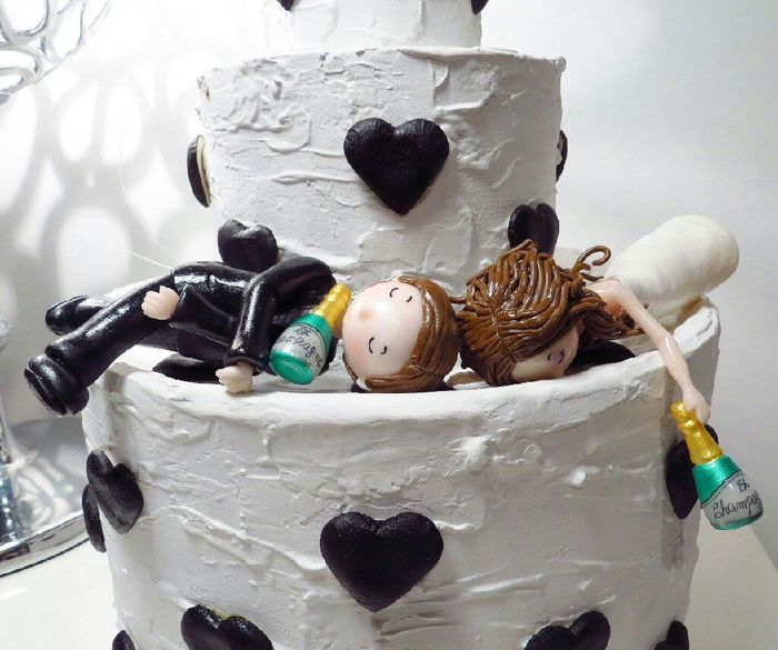 Cake topper: ¿Cuál tendrías en tu torta? 7
