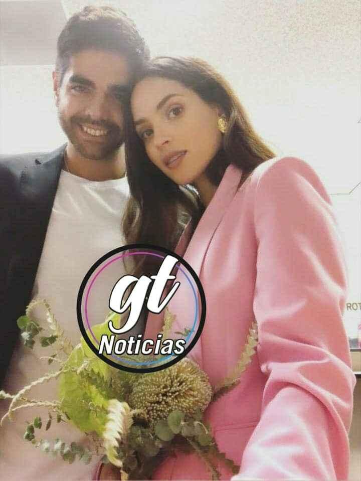 Se casó la actriz de Hollywood Adria Arjona (hija de tigre) con Edgardo Canales - 3