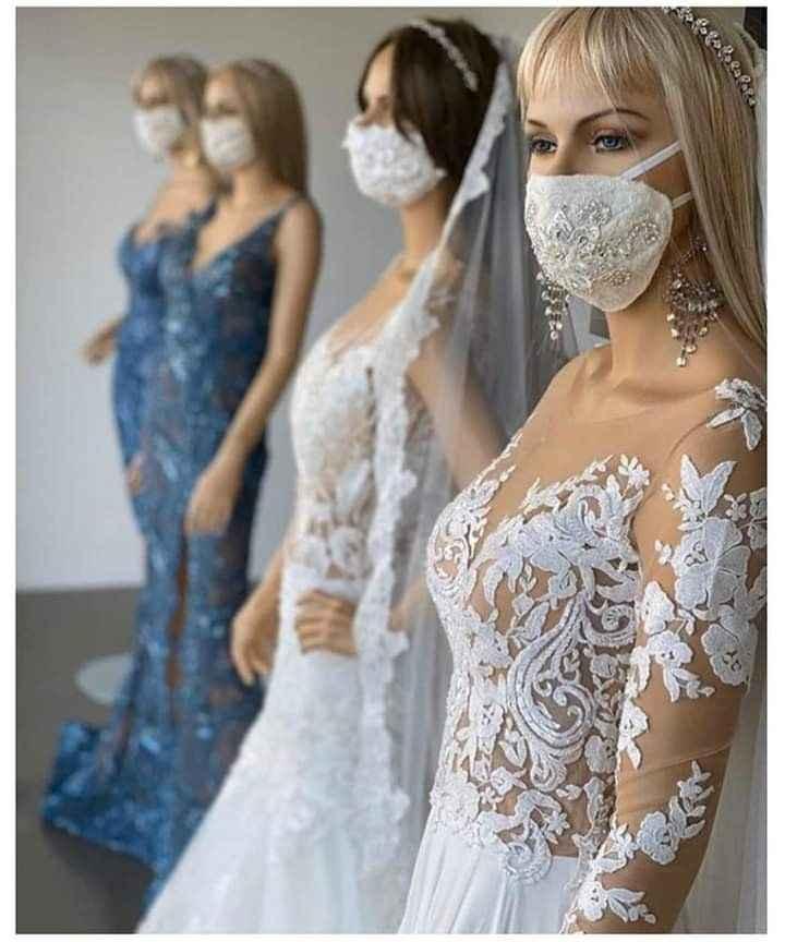 Recomendaciones a los que se casan en tiempos de pandemia.. 1