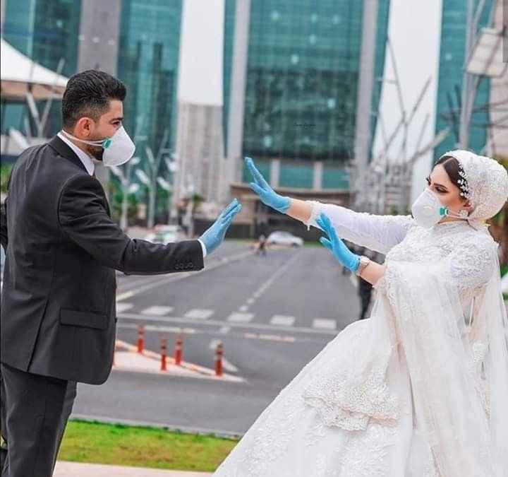 Recomendaciones a los que se casan en tiempos de pandemia.. 2