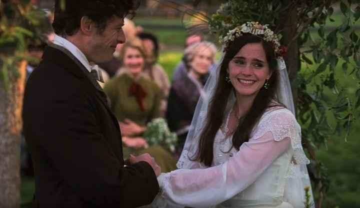 El casamiento de Meg ( Mujercitas) - 2