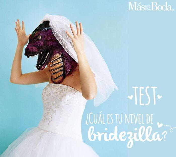 Test. ¿cuál es tu nivel de Bridezilla? 1