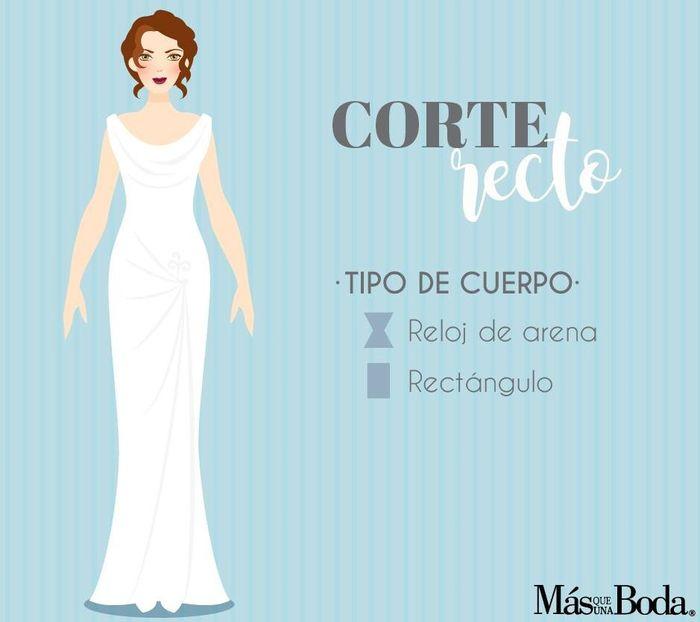 El vestido de novia perfecto según tu tipo de cuerpo. ¿qué modelo vas a usar vos? 4