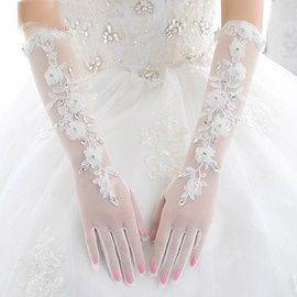Guantes para novias. (atención novias elegantes y vintages). 5