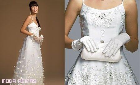 Guantes para novias. (atención novias elegantes y vintages). 10