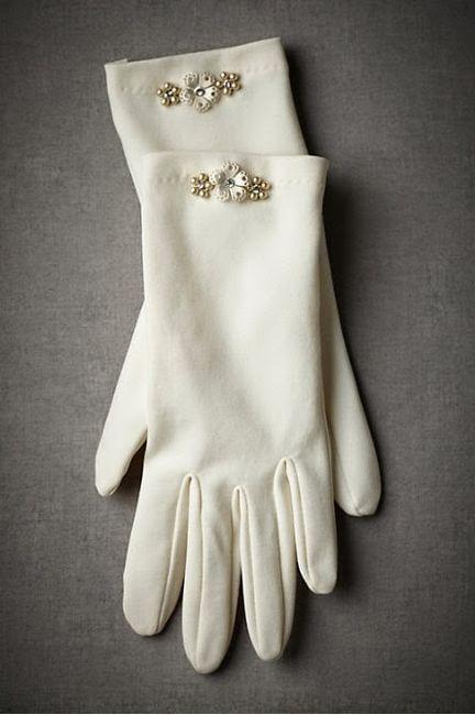 Guantes para novias. (atención novias elegantes y vintages). 31
