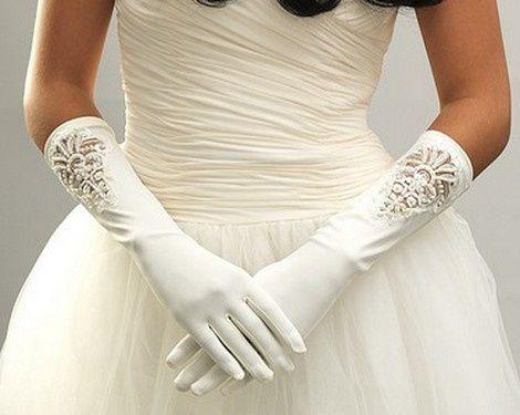 Guantes para novias. (atención novias elegantes y vintages). 34