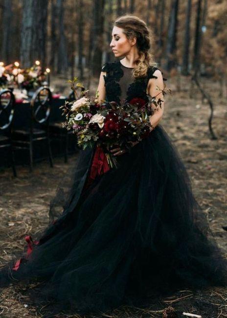 Ideas: boda temática terror 9