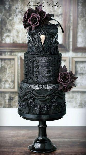 Ideas: boda temática terror 8