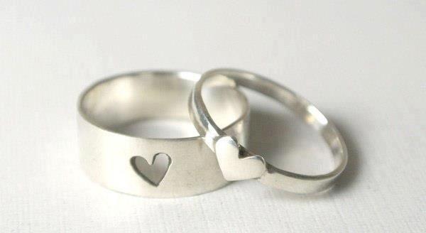 El significado de cada tipo de anillos. 10
