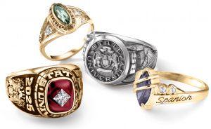 El significado de cada tipo de anillos. 15