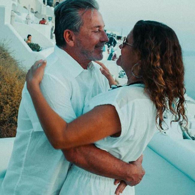 Montaner se casó por sexta vez (con la misma mujer) 1