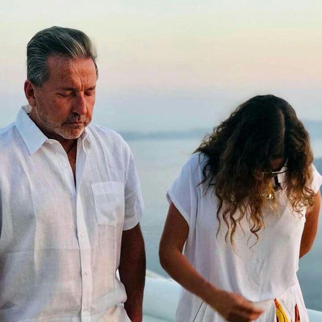 Montaner se casó por sexta vez (con la misma mujer) 2