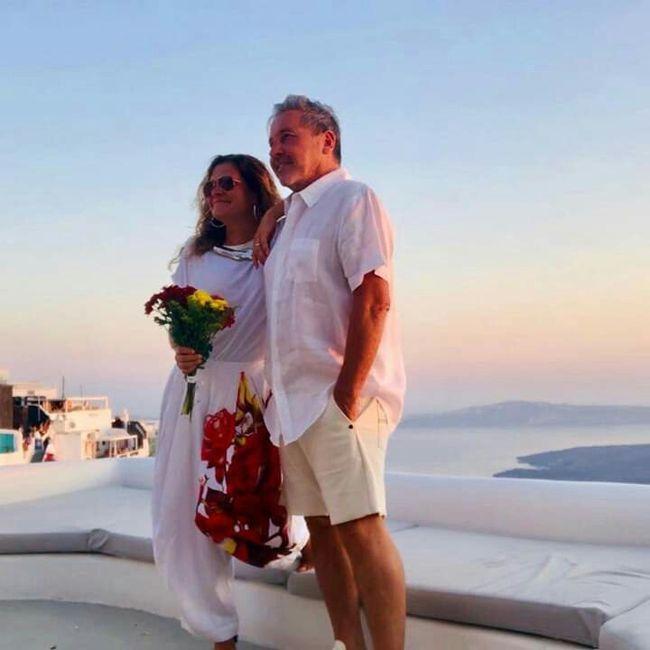 Montaner se casó por sexta vez (con la misma mujer) 3