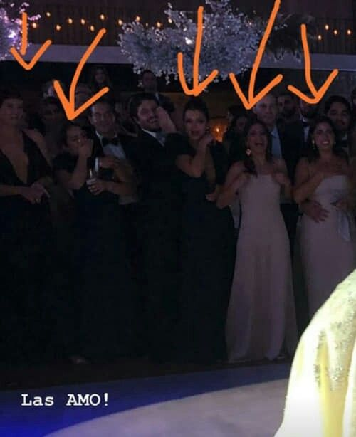 Se casó la actriz de Hollywood Adria Arjona (hija de tigre) con Edgardo Canales 7