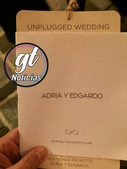 Se casó la actriz de Hollywood Adria Arjona (hija de tigre) con Edgardo Canales 10