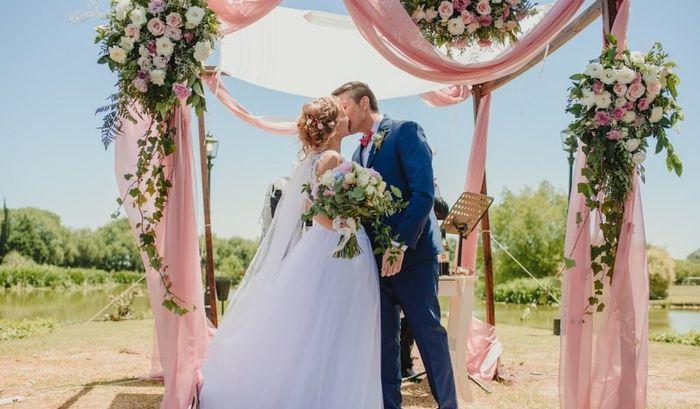 Casamientos reales en rosa para el mes rosa. 3