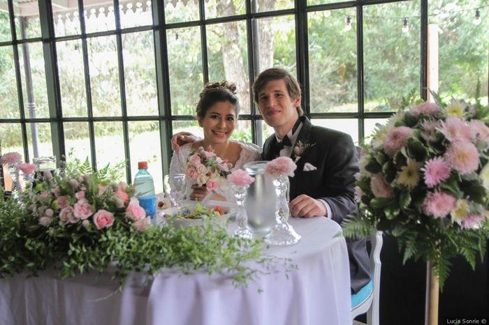 Casamientos reales en rosa para el mes rosa. 5