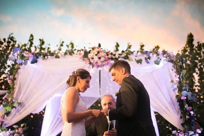 Casamientos reales en rosa para el mes rosa. 7