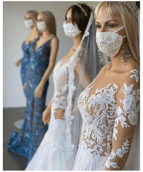 Recomendaciones a los que se casan en tiempos de pandemia.. - 1
