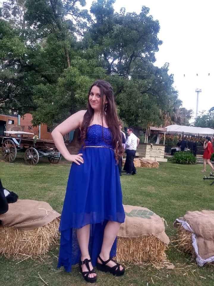 Vestido de invitada: Rojo vs. Azul ¡A VOTAR! - 1