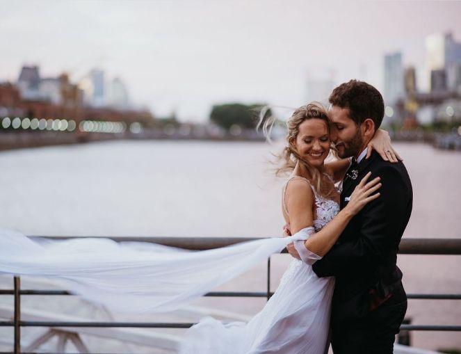 Se casaron Sol Gaschetto y Darío Orsi, y les cuento muchos detalles (con algunos precios!) 1