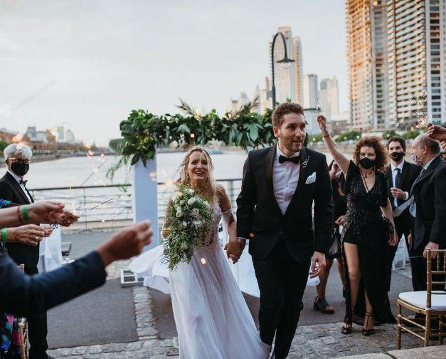 Se casaron Sol Gaschetto y Darío Orsi, y les cuento muchos detalles (con algunos precios!) 11