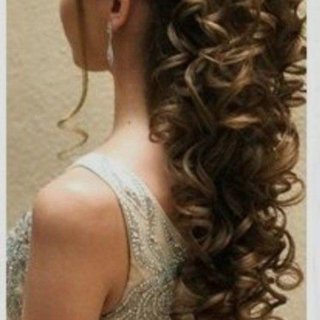 ¡Vamos a la pelu virtual! ¿Cuál de estos peinados te hacés? 2