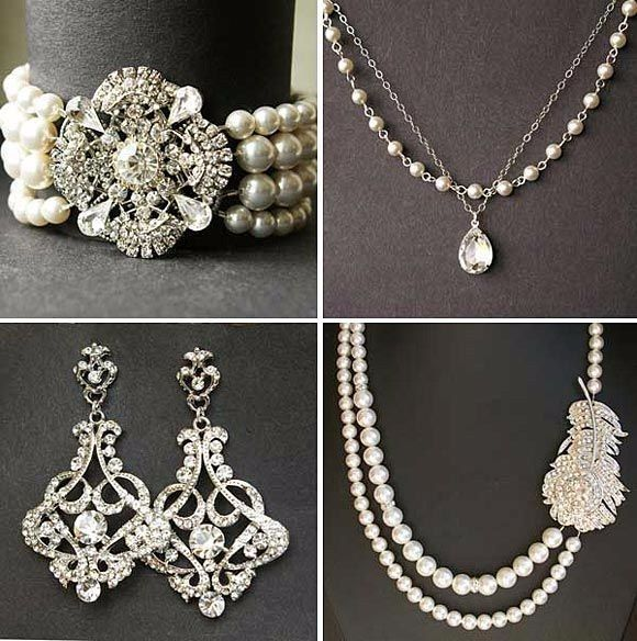 Collect Stunning Vintage Jewelry