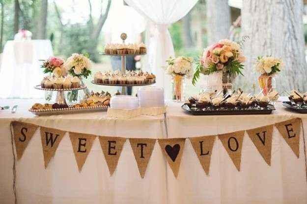 decoración casamiento