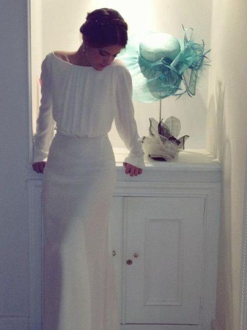 ¿Que harías si una invitada va de blanco a tu casamiento? 1