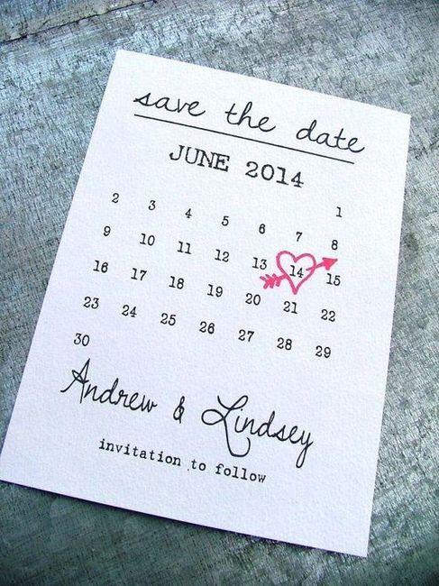 El presupuesto de tu boda: ¿Qué día te vas a casar? 💲💍👰 1