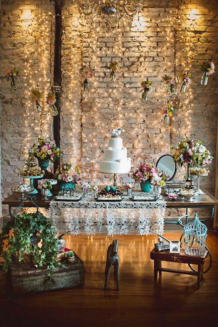 El presupuesto de tu boda:¿Cómo va a ser la decoración? 💲💍👰 1