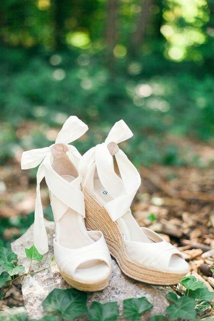 ¿Qué Zapatos elegís según tu Fecha de Casamiento? 1