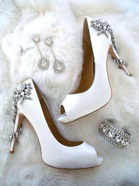 ¿Qué Zapatos elegís según tu Fecha de Casamiento? 2